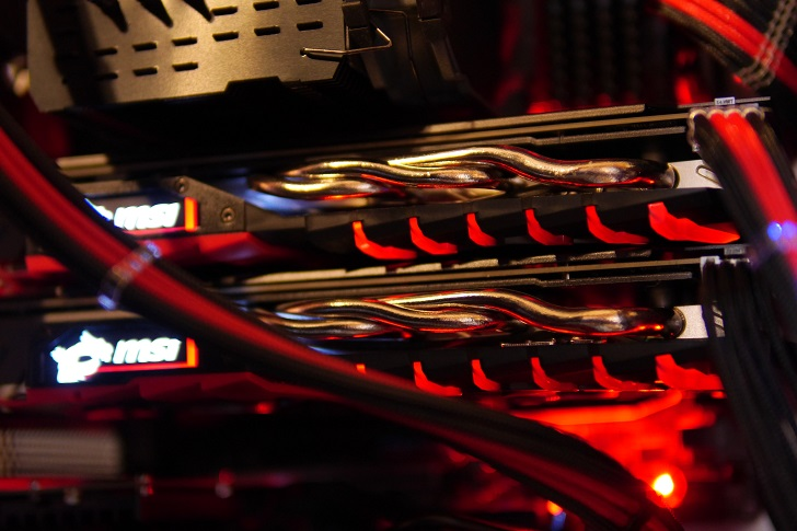 MSI Radeon RX 480 GAMING X 4GとMSI Radeon RX 480 GAMING X 8GでCrossFireX
