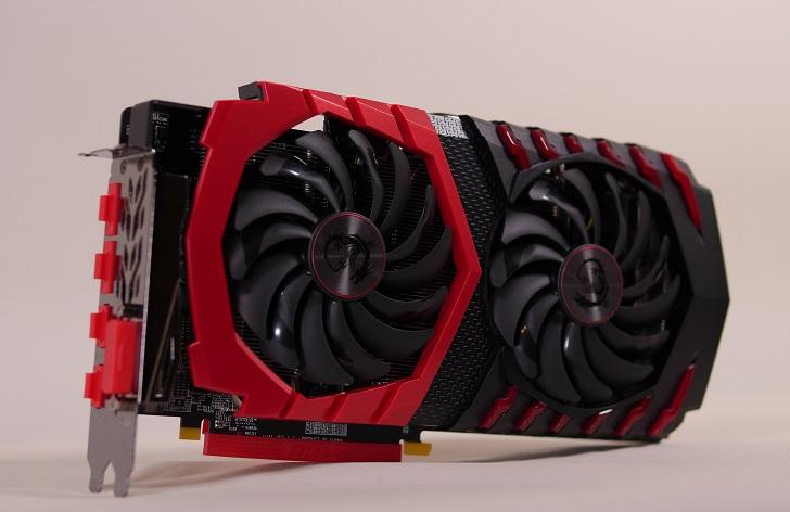 MSI Radeon RX 480 GAMING X 4G!