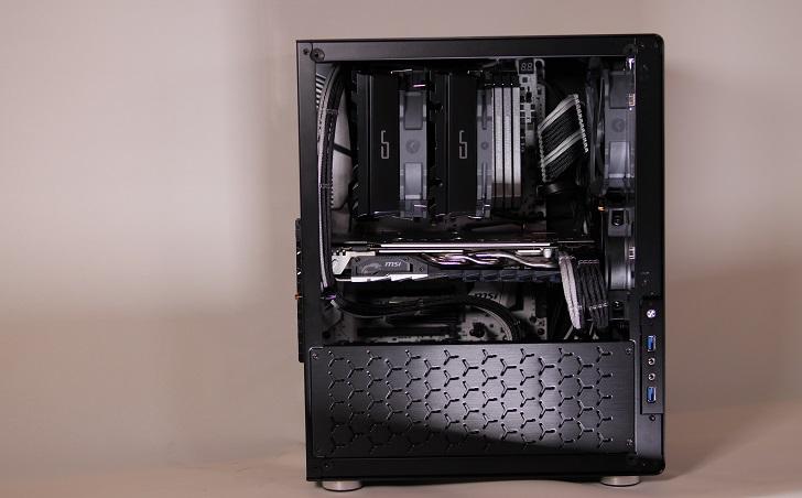 黒パソコン、その2
