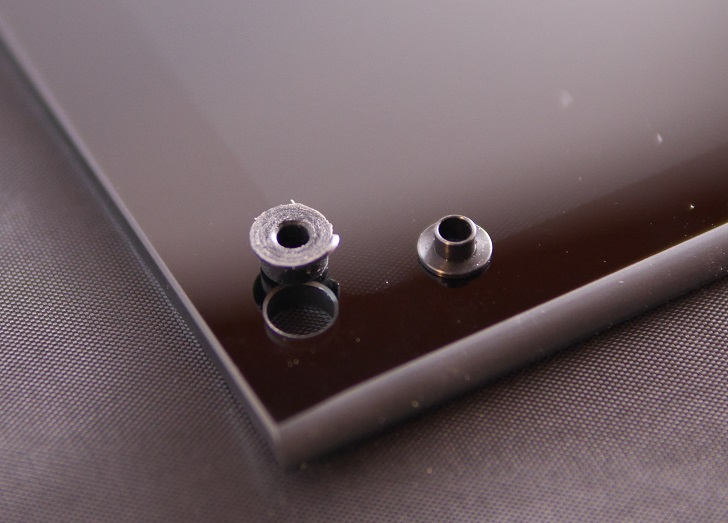 ガラスサイドパネル固定ゴムちぎれ防止方法、その3