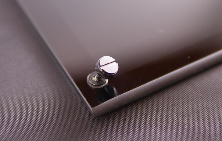 ガラスサイドパネル固定ゴムちぎれ防止方法、その4