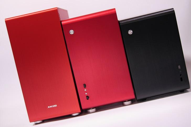 JONSBO U4 RedとU3 RedとU2 Black