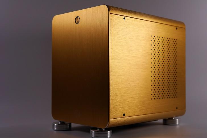 METISな金色パソコン!その2