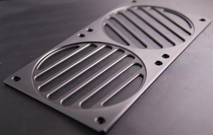 Mnpctech Billet Aluminum Radiator Grills,本体、その2