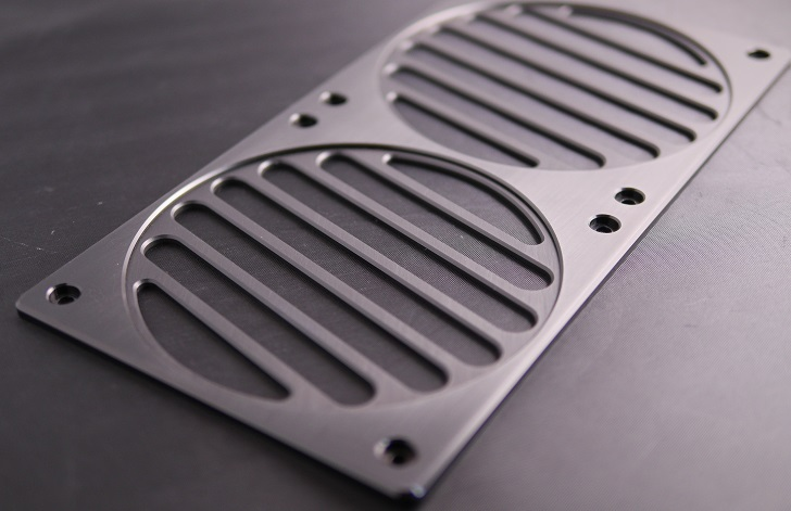 Mnpctech Billet Aluminum Radiator Grills,本体、その3