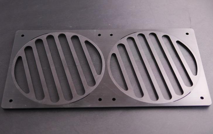 Mnpctech Billet Aluminum Radiator Grills,本体、その6
