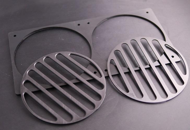 Mnpctech Billet Aluminum Radiator Grills,本体、その7