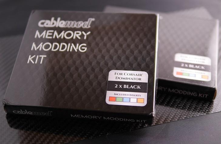 CableMod Memory Modding Kit箱