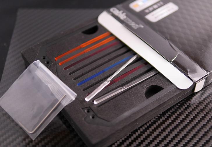 CableMod Memory Modding Kit開封、その1