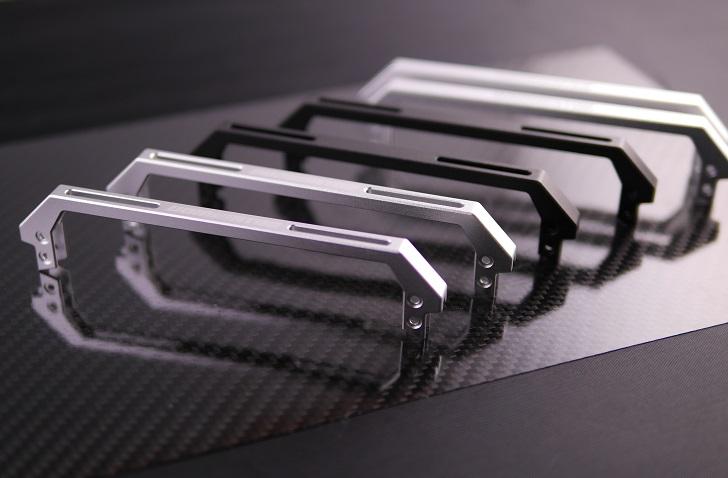 CableMod Memory Modding KitとLight Bar Upgrade Kitの比較、その1