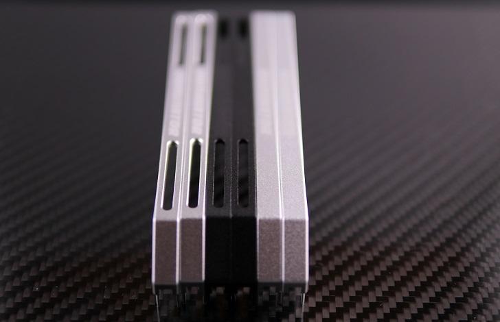 CableMod Memory Modding KitとLight Bar Upgrade Kitの比較、その2