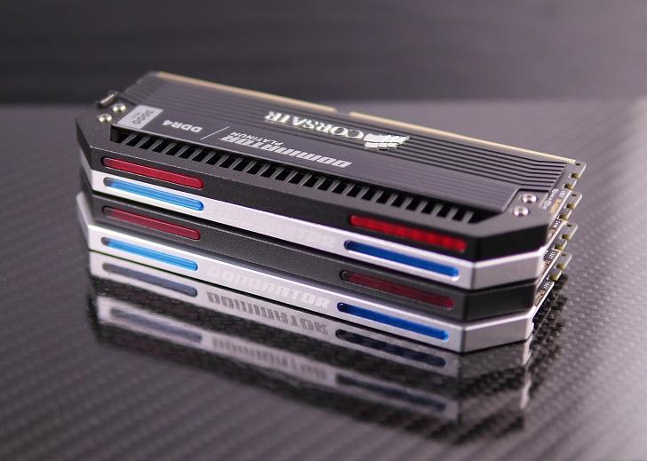 CableMod Memory Modding KitとLight Bar Upgrade Kitの比較、その6