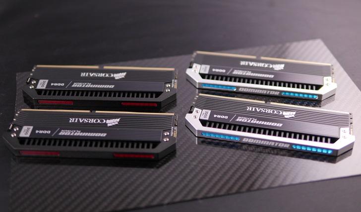CableMod Memory Modding KitとLight Bar Upgrade Kitの比較、その7