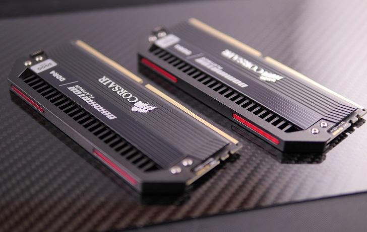 CableMod Memory Modding Kit for Corsair Dominator、その1