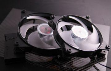 CoolerMaster MasterFan Pro Air Pressure RGB!