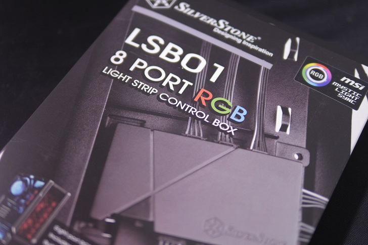 SilverStone SST-LSB01、その1