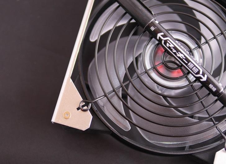 汐見Fan固定パネル加工の用意、その5