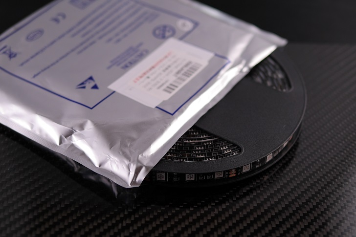 RGB LEDテープ、その2