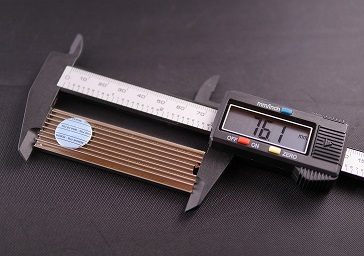 EK-M.2 NVMe Heatsinkサイズ、その1