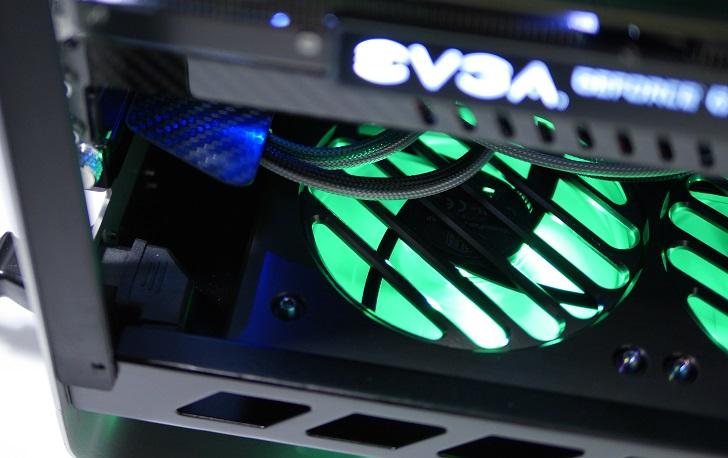 JONSBO UMX4を光らせる(緑)その5