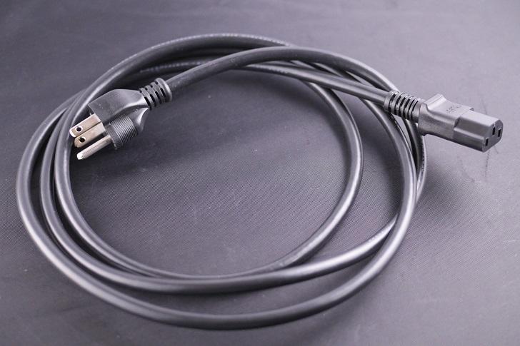 KOJO 3極 電源ケーブル Medusa / 2m 本体、その2