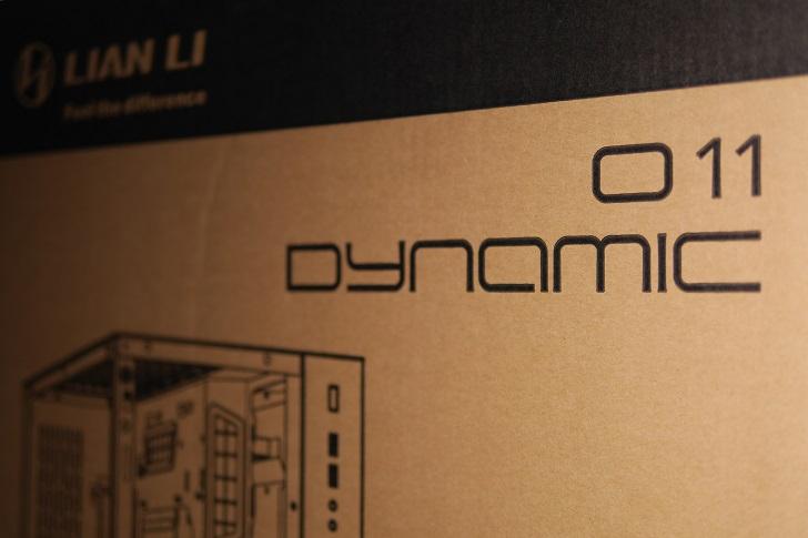Lian-Li O11 Dynamic箱