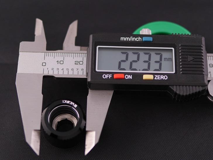 bykski B-HTJ-L14サイズ、その2