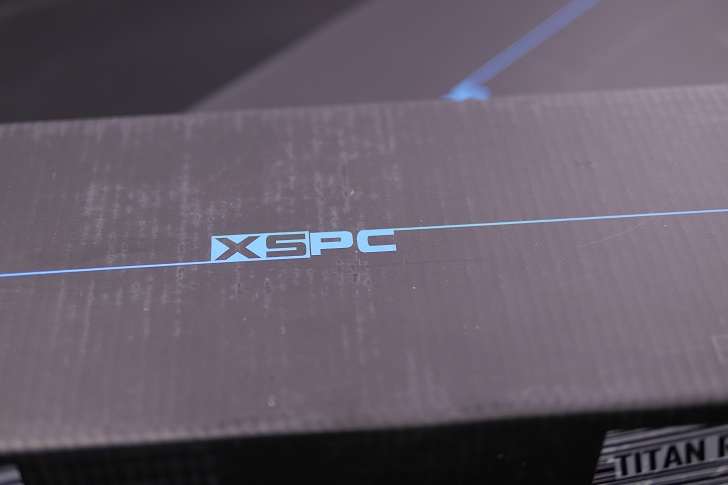 XSPC EX240とEX280の箱、その1