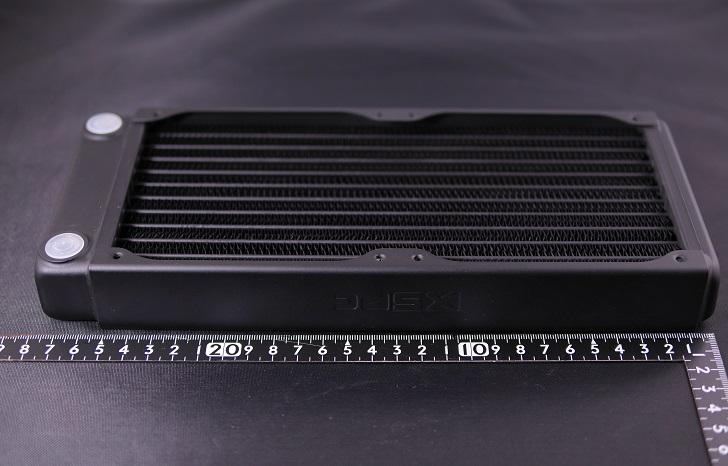 XSPC EX240サイズ、その1