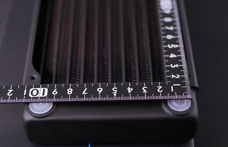 XSPC EX240サイズ、その4
