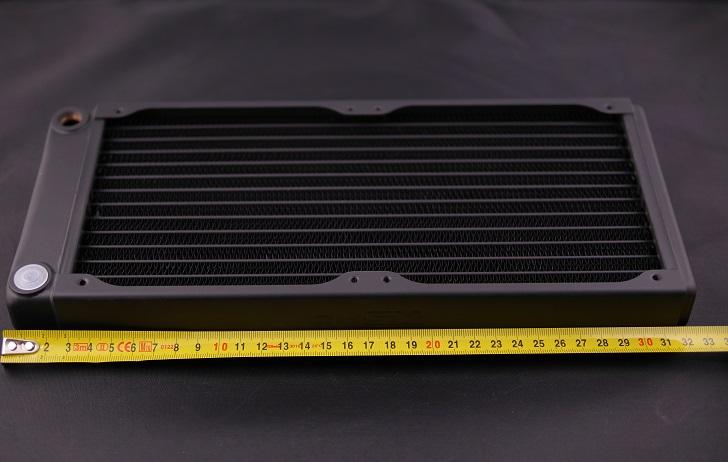 XSPC EX280サイズ、その1