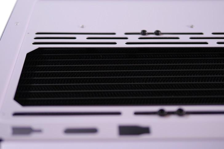 XSPC EX240とEX280をLian-Li O11 Dynamicに装着、その5