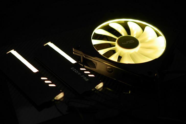 LEDをRGBで光らせる、その8