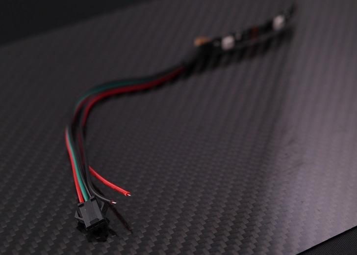 WS2812B ledテープ アドレス可能 LEDテープライト5050 RGB SMD 5m 150個本体、その1