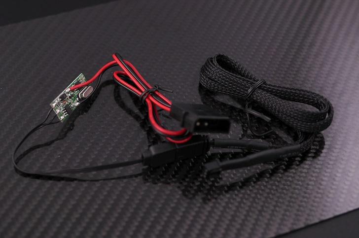 EasydiyRGB LEDコントローラー分解
