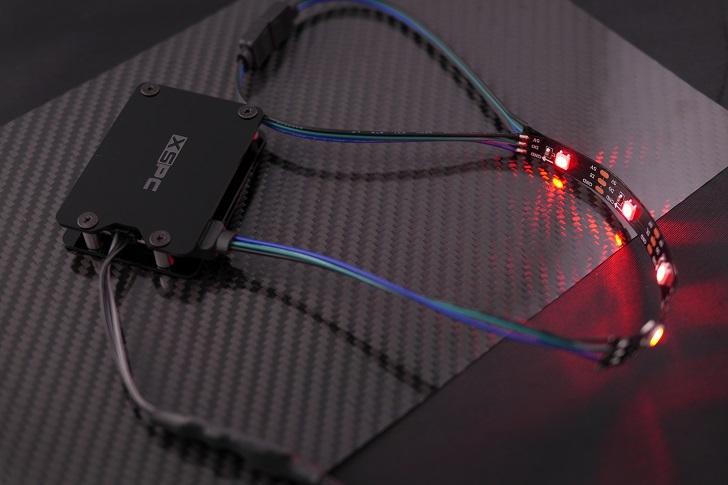 EasydiyRGB LEDコントローラー改造、その2