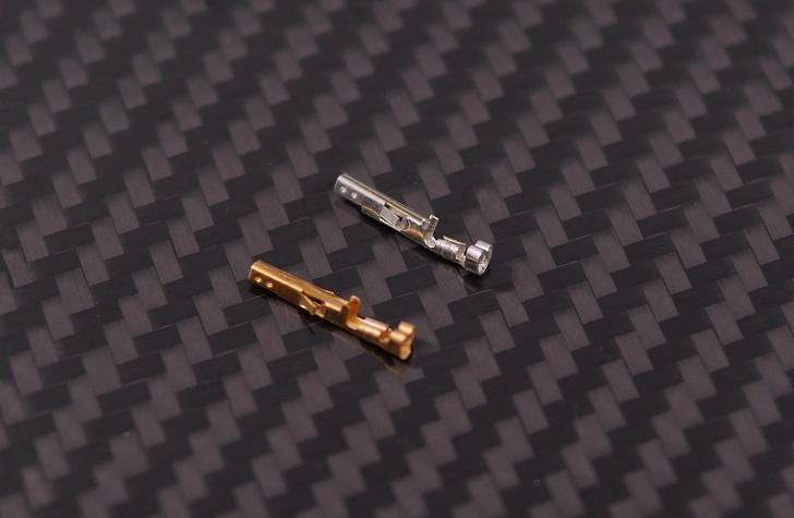 molex Mini-Fit Terminal圧着具合比較、その2