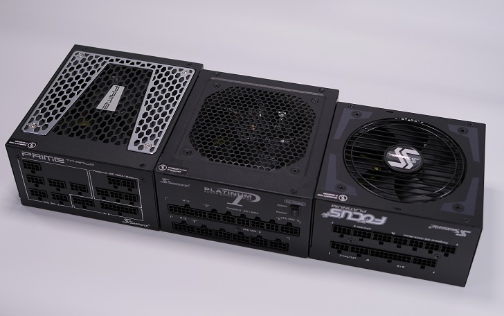 Seasonic PRIME SSR-750TDとSeasonic FOCUS PLUS SSR-650PXの比較、その4