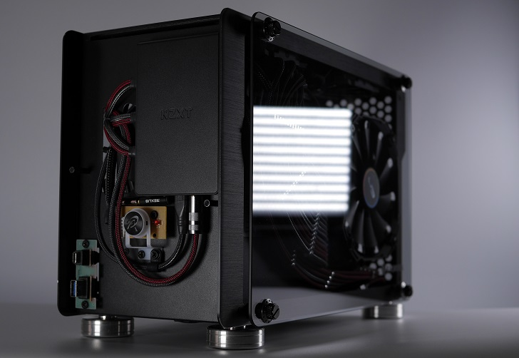 NZXT GRID+ V3装着、その2