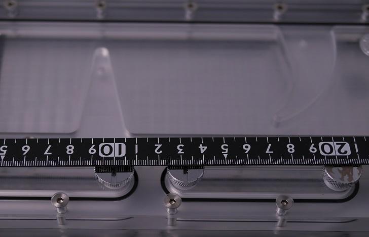 bykski RGV-LAN-O11 CPUクーラーポート寸法