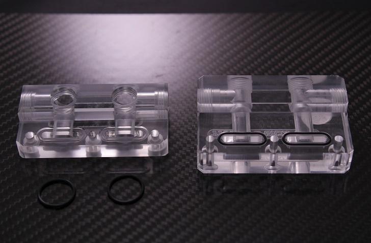 Barrow BSDQT-PAとbykski VGA-XS18-QSUALLの比較、その2