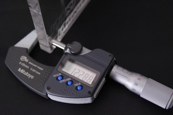 bykski N-MS1080GM-X、アクリルの厚さ