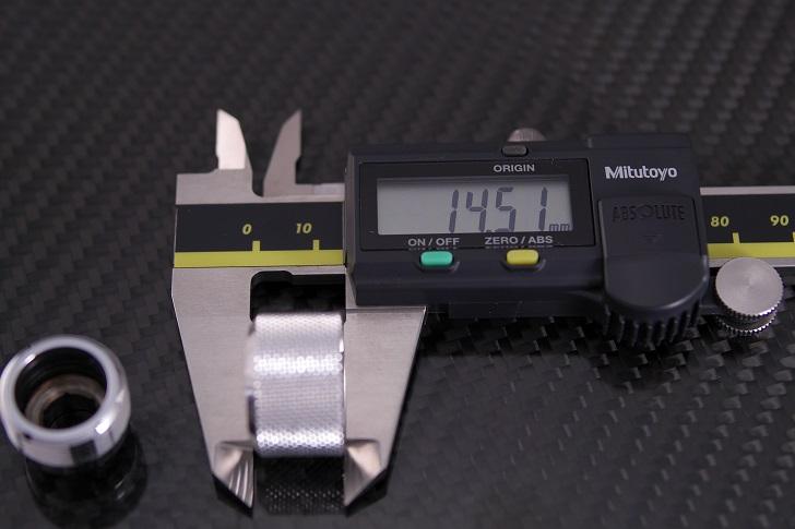 bykski B-HTJ-L14の寸法、その2