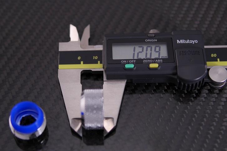 BARROW TFYKN2-T14の寸法、その2