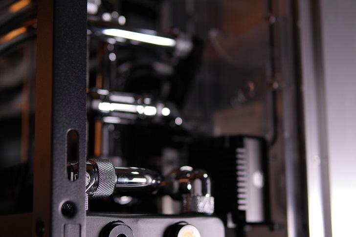 水冷パソコン、水路、配管、その2