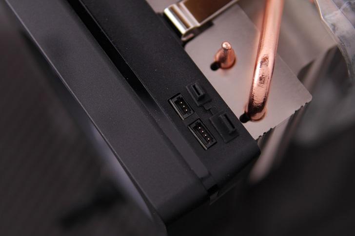 AMD Ryzen 7 3700X付属CPUクーラー、その3
