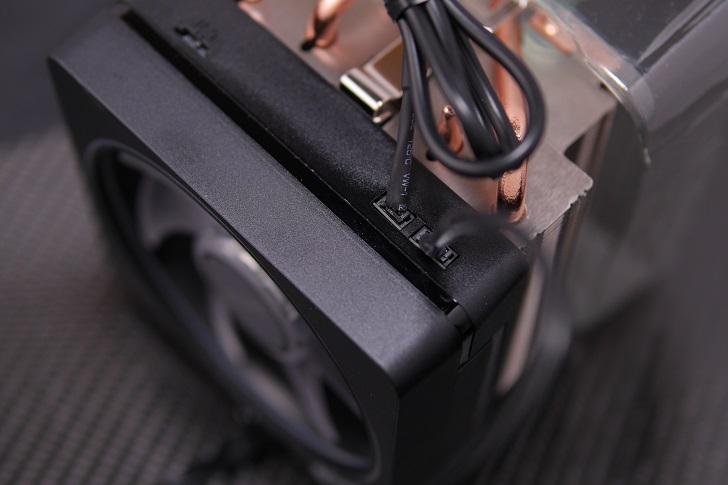 AMD Ryzen 7 3700X付属CPUクーラー、その4