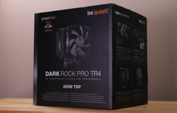 be quiet!DARK ROCK PRO TR4