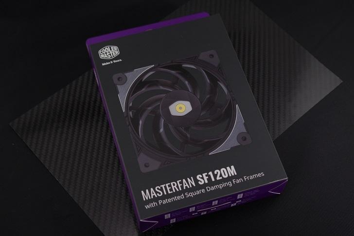 COOLER MASTER MasterFan SF120M MFZ-B2NN-20NPK-R1