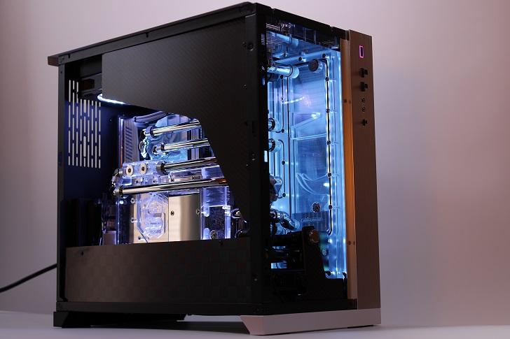 Lian-Li o11Dynamicで水冷パソコン,その2